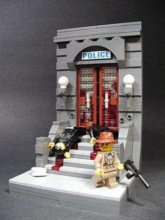"LEGO Scarface (via ""Big Daddy"" Nelson)"