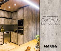 Resultado de imagen para concreto metropolitan diseño Metropolitan, Divider, Room, Furniture, Home Decor, Style, Bedroom, Decoration Home, Room Decor