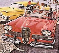 1950's Edsel