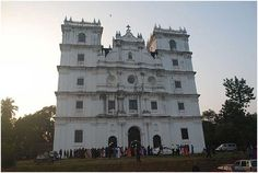 awesome 7 Travel Destinations for Catholics in Goa