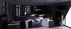 Interior in created for Idealuce advertising campaign 3d Visualization, Real Estate Agency, Advertising Campaign, Cinema 4d, 3 D, Architecture, Interior, Furniture, Design