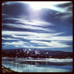 Big Bear Lake, California 2012