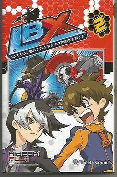 Little Battlers eXperience (LBX) nº 02 Planeta DeAgostini