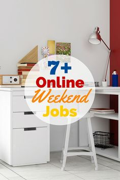 Supplement your income with these flexible online weekend jobs that help you ear.Supplement your income with these flexible online weekend jobs that help you earn extra money without giving up total control over your weekends. Work From Home Moms, Make Money From Home, Way To Make Money, Extra Cash, Extra Money, Money Tips, Money Saving Tips, Mo Money, Application Utile