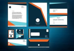 Brand Collateral Pack. Website Templates