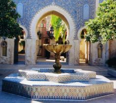Morocco - one of my favorite spots at Epcot!