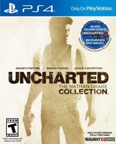 #Amazon: $38.04: PS4 UNCHARTED: The Nathan Drake Collection $19.99 new AMZ prime day special 7/12 #LavaHot http://www.lavahotdeals.com/us/cheap/ps4-uncharted-nathan-drake-collection-19-99-amz/104936