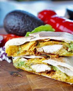 Boeuf Bourguignon til mange Garlic Naan, Frisk, Quesadilla, Nachos, Sandwiches, Chips, Yummy Food, Chicken, Baking