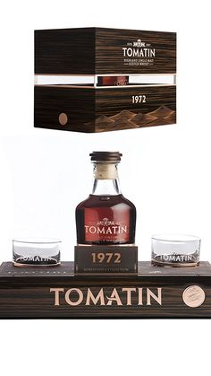 Tomatin - Warehouse 6 Collection - 1972 41 year old Whisky: Amazon.de: Bier, Wein & Spirituosen