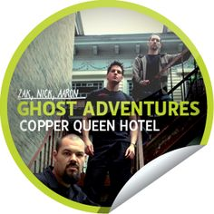 Ghost Adventures: The Copper Queen Hotel and The Oliver House