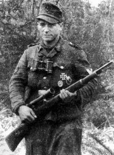 ■ Obergefreiter Josef Allerberger - Francotirador