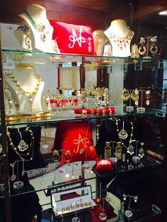 The jewellery extravaganza !!!
