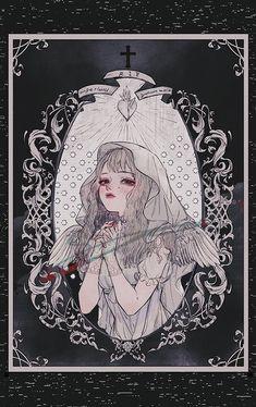 Art And Illustration, Illustrations, Kunst Inspo, Art Inspo, Fantasy Kunst, Fantasy Art, Anime Art Girl, Manga Art, Pretty Art