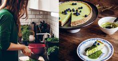 Key Lime Pie på nyttigt vis