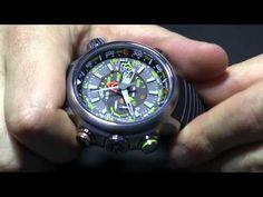 Citizen Altichron Analog Altimeter Compass Watch Hands-On | aBlogtoWatch