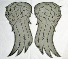 Daryl Dixon The Walking Dead  Angel Wings Vest by Fallout6Bazaar