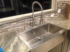 Flush Mount Krause Apron Sink | Kitchen Ideas | Pinterest | Apron Sink,  Sinks And Kitchen Reno