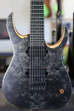 Mayones Guitars Duvell 7