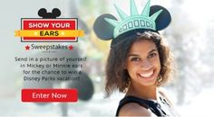 Disneys Show Your Ears Sweepstakes