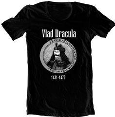 Vlad Dracula Tepes rottencotton.com