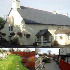 Devon/Cornwall border village free house with trade garde