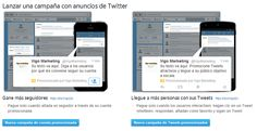 """Twitter lanza """"Anuncios de Twitter"""", con el fin de promocionar nuestra cuenta y tweets."""