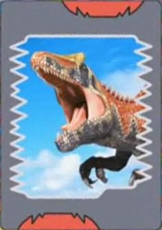 Dinosaur King Metriacanthosaurus | www.pixshark.com ...