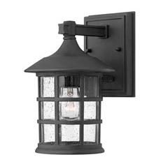 Hinkley Lighting 1 Light LED Outdoor Wall Sconce From the Freeport Coll Black Outdoor Lighting Wall Sconces Outdoor Wall Sconces Small Wall Lights, Black Outdoor Wall Lights, Outdoor Wall Lantern, Outdoor Wall Sconce, Outdoor Wall Lighting, Outdoor Walls, Entry Lighting, Lighting Showroom, Lighting Ideas