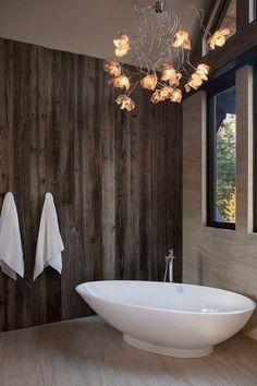 Freistehende Badewanne - 20 inspirierende Designs fürs Bad