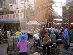 Nanning street scene