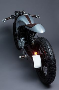 Hero Honda Karizma Custom Build from India