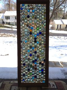 marble window art...better picture?