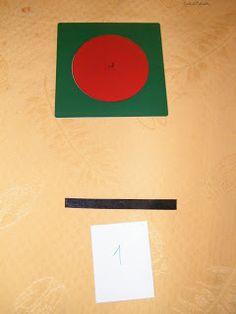 Ecole et Cabrioles, une école Montessori à la maison : Les fractions : présentation