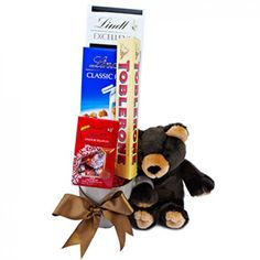Beary Special Gift to British-Virgin-Islands