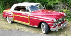 1949 Chrysler Town & Country Convertible. Free Online Video About Car and Car Crashes https://www.facebook.com/roadaccidentcom