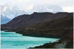 Comienzo del camino hacia los Cuernos Torres del Paine