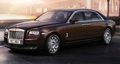 2015 Rolls-Royce Ghost Series II: 6.6 Liter V12 with 563 Horsepower. 0 to 60 mph in 4.7 seconds. Governed Top Speed of 155 mph.