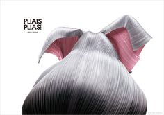 Pleats Please Issey Miyake welcomes new animals in its collection ! Discover now the elephant, the penguin and the polarbear by Taku Satoh