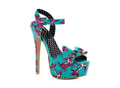 65b7f7ece3 Iron Fist Love Me Now Turquoise Rockabilly High Heel Platform Sandals  Shoes. Hurly-Burly Clothing   Costumes Perth