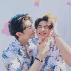 Divas, Isak & Even, Cute Boy Photo, Boyfriend Photos, Theory Of Love, Cute Gay Couples, Thai Drama, Why People, Series Movies