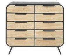 Dallas ladenkast 10 lades - Robin Design
