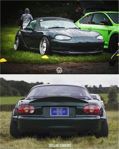 @kimmi_harman / Photo : @scrape_media & Declan Dawkins #TopMiata…