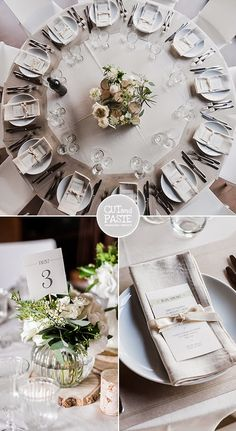 CUTandPASTE: Project | Green&Pink Rustic Chic Suite | #01