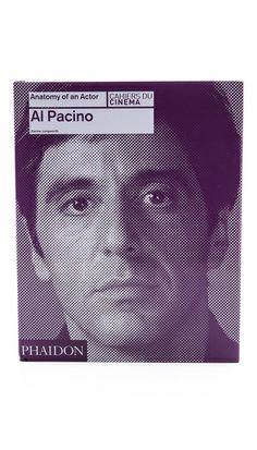 Phaidon Al Pacino: Anatomy of an Actor