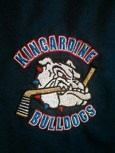 Player worn  Kincardine Bulldogs Midwestern Jr C OHA  RARE jacket
