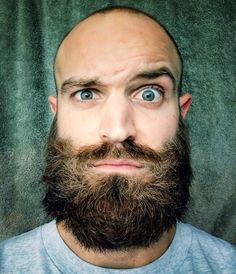 A Website That Is 'Dedicated Entirely To The Celebration Of The Beard' - DesignTAXI.com