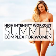 At Home Summer Body Complex For Women
