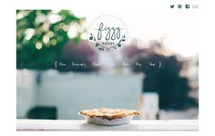 Simply love this layout Web Ui Design, Design Layouts, O Design, Design Elements, Graphic Design, Web Design Inspiration, Design Ideas, Nice Designs, Bakery Logo