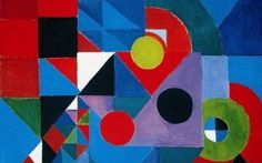 """Sonia Delaunay and the """"Art Simultané"""""""