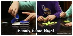 Thrilled to see 2 new ThinkFun games at Family Game Night ~ via @Housing A Forest